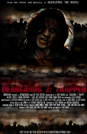 Deadlands 2: Trapped - Movie Poster (thumbnail)