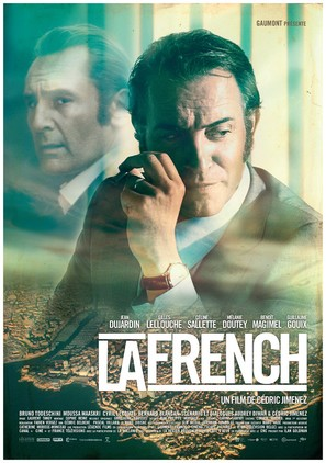 La French - French Movie Poster (thumbnail)