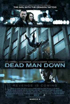 Dead Man Down - Movie Poster (thumbnail)