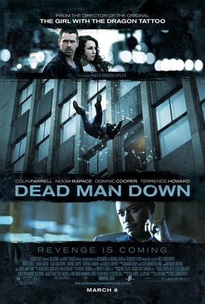 Dead Man Down - Movie Poster (thumbnail)