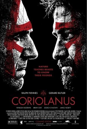 Coriolanus - Movie Poster (thumbnail)