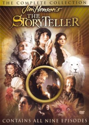 """""""The Storyteller"""""""