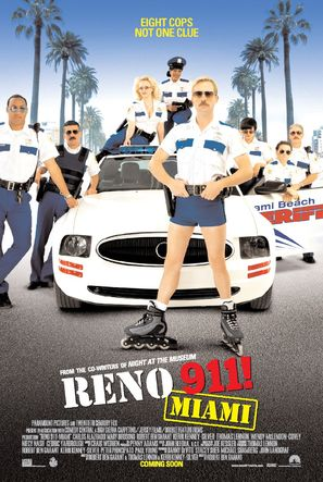 Reno 911!: Miami - Movie Poster (thumbnail)