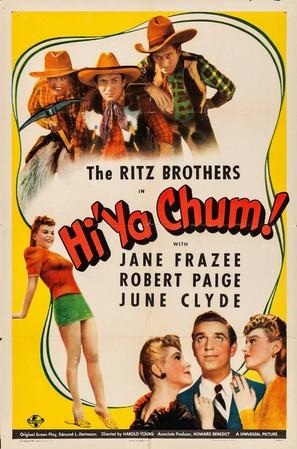 Hi'ya, Chum - Movie Poster (thumbnail)