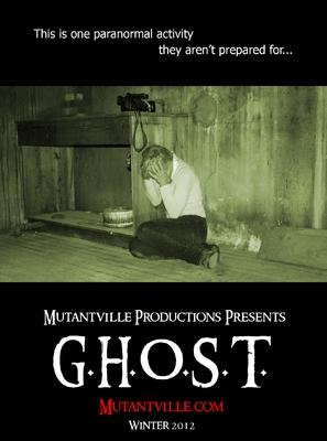 G.H.O.S.T. - Movie Poster (thumbnail)