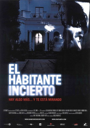 Habitante incierto, El - Spanish Movie Poster (thumbnail)