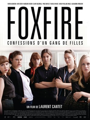 Foxfire - French Movie Poster (thumbnail)