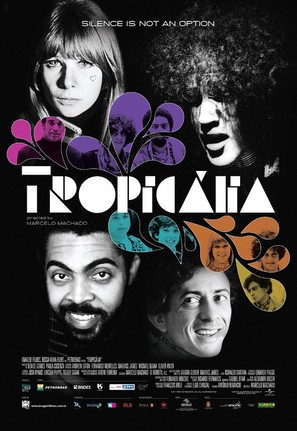 Tropicalia - Brazilian Movie Poster (thumbnail)