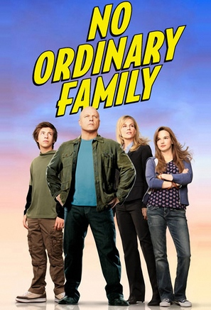 """No Ordinary Family"" - Movie Poster (thumbnail)"