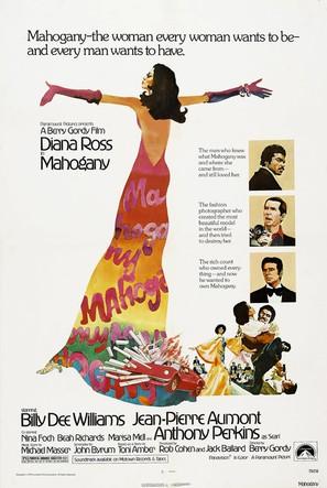 Mahogany - Movie Poster (thumbnail)