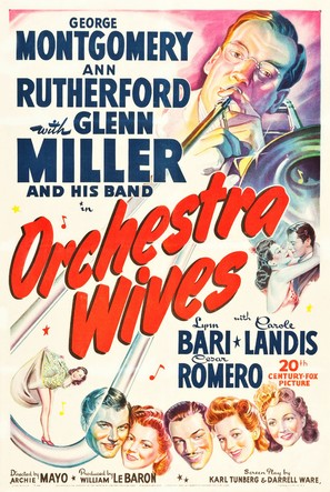 Orchestra Wives - Movie Poster (thumbnail)