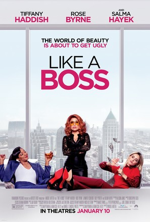 Like a Boss - Movie Poster (thumbnail)