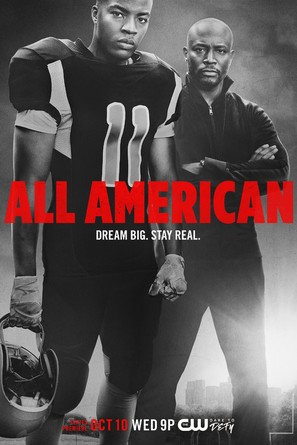 """All American"" - Movie Poster (thumbnail)"