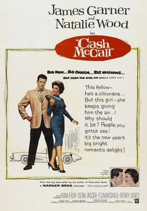 Cash McCall - Movie Poster (thumbnail)