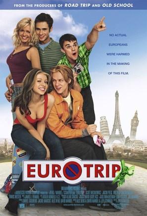 EuroTrip - Movie Poster (thumbnail)