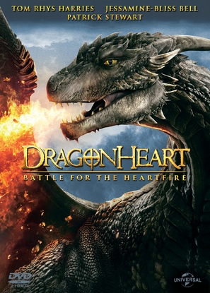 Dragonheart: Battle for the Heartfire - Movie Cover (thumbnail)