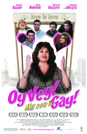 Oy Vey! My Son Is Gay!! - Movie Poster (thumbnail)