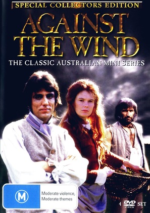 """Against the Wind"" - Australian DVD movie cover (thumbnail)"
