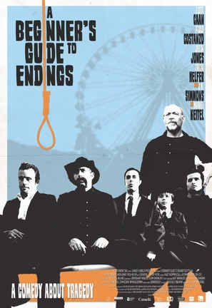 A Beginner's Guide to Endings - Canadian Movie Poster (thumbnail)