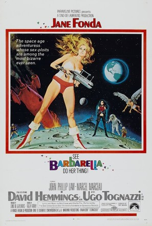 Barbarella - Movie Poster (thumbnail)