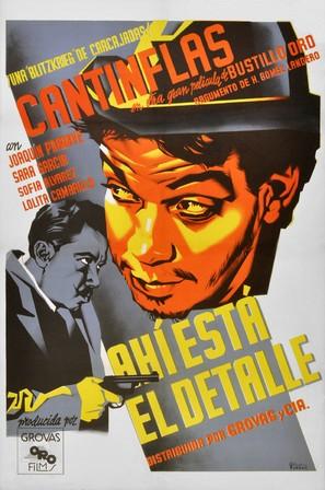 Ahí está el detalle - Mexican Movie Poster (thumbnail)