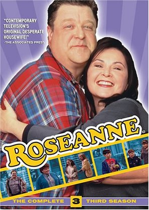 """Roseanne"" - DVD movie cover (thumbnail)"