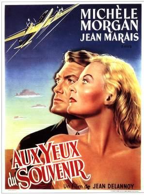 Aux yeux du souvenir - French Movie Poster (thumbnail)