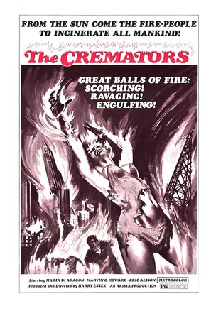 The Cremators - Movie Poster (thumbnail)