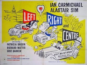 Left Right and Centre - Movie Poster (thumbnail)