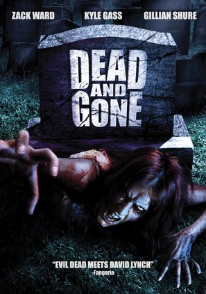 Dead and Gone - poster (thumbnail)