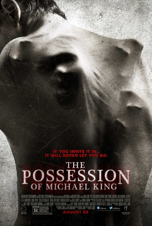 The Possession of Michael King - Movie Poster (thumbnail)