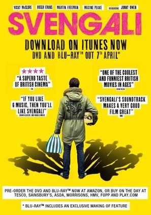 Svengali - British Movie Poster (thumbnail)