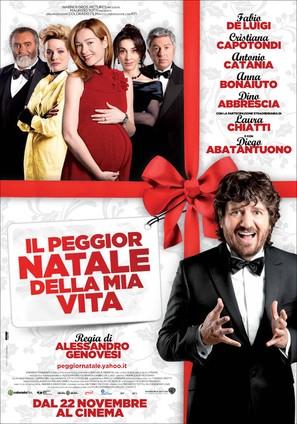 Il peggior Natale della mia vita - Italian Movie Poster (thumbnail)