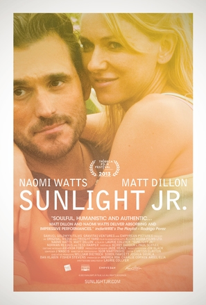 Sunlight Jr. - Movie Poster (thumbnail)