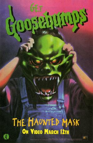 """Goosebumps"" - Video release movie poster (thumbnail)"