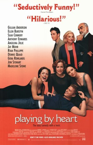 Playing By Heart - Video release movie poster (thumbnail)
