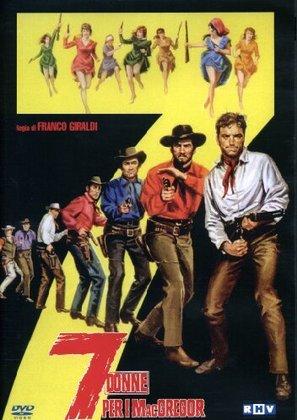 Sette donne per i MacGregor - Italian Movie Cover (thumbnail)