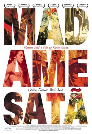 Madame Satã - Movie Poster (thumbnail)