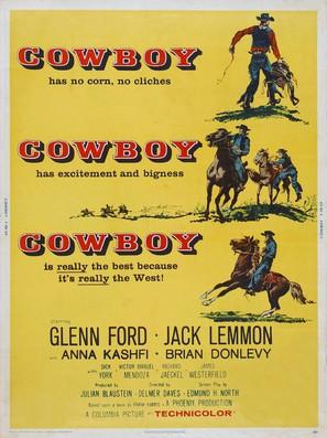 Cowboy - Movie Poster (thumbnail)