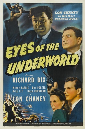 Eyes of the Underworld - Movie Poster (thumbnail)