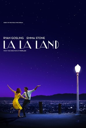 La La Land - Movie Poster (thumbnail)