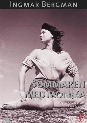 Sommaren med Monika - Swedish DVD movie cover (thumbnail)