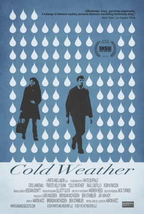 Cold Weather - Movie Poster (thumbnail)