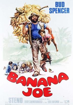 Banana Joe - Italian Movie Poster (thumbnail)