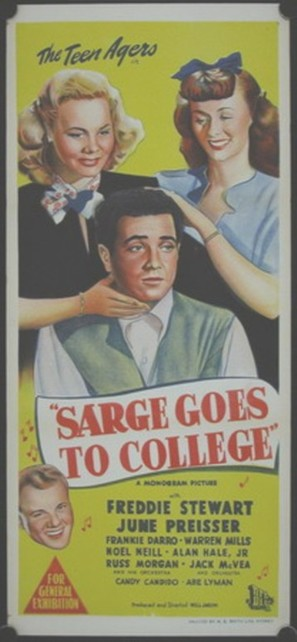 Sarge Goes to College