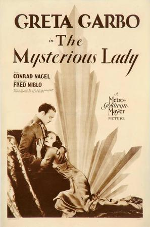 The Mysterious Lady - Movie Poster (thumbnail)