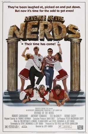 Revenge of the Nerds - Movie Poster (thumbnail)