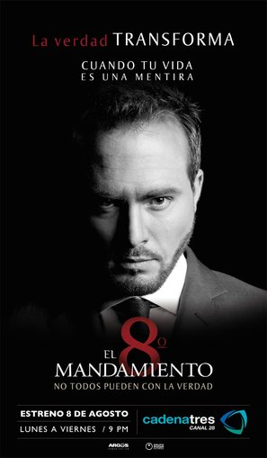 """El octavo mandamiento"" - Mexican Movie Poster (thumbnail)"
