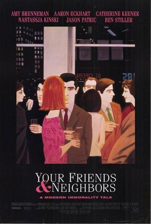 Your Friends And Neighbors - Movie Poster (thumbnail)