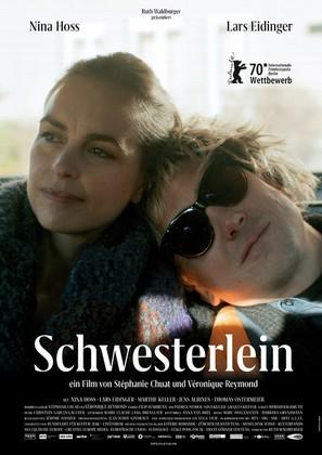 Schwesterlein - Swiss Movie Poster (thumbnail)